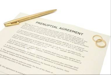 Prenuptials and Holy Matrimony: Should Christians Sign the Dotted Line?